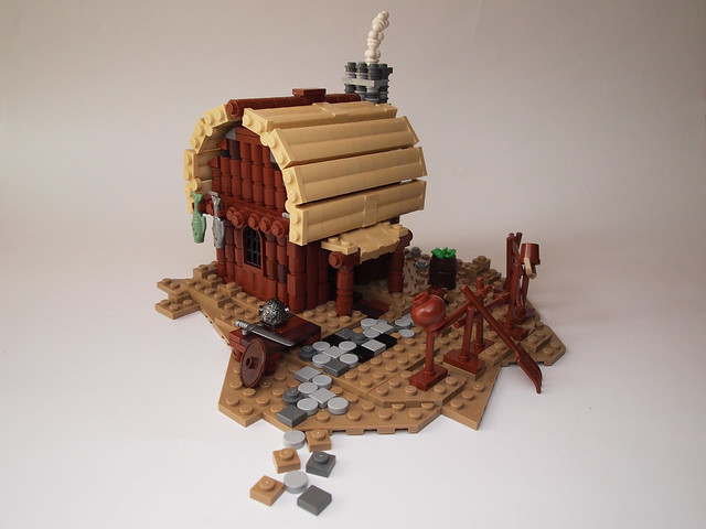 Viking's House_front