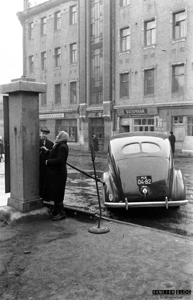 苏联的加油站6