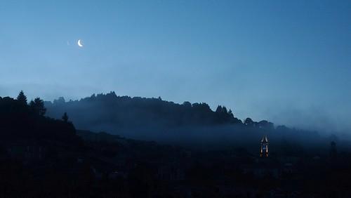 St Just, la nuit