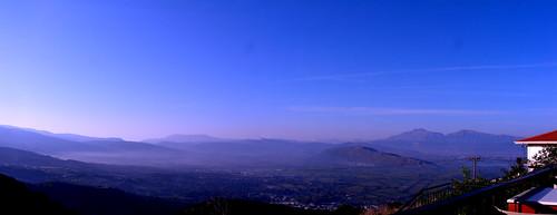 sky mountain mountains green landscape greek europa europe mediterranean outdoor hill hellas eu hills greece grecia gr griechenland ioannina epirus ipiros ελληνικά