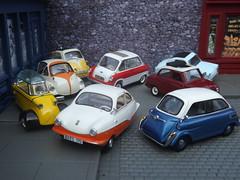 Fuldamobil S7 (1957) & Microcar friends
