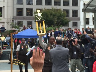 Cable Car Bell Ringing Contest 2015