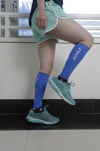 壓縮襪、壓縮腿套實測比較:路跑、消水腫推薦必選的一雙 (3)