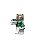 LEGO Collectable Minifigures Series 14 Zombie Cheerleader