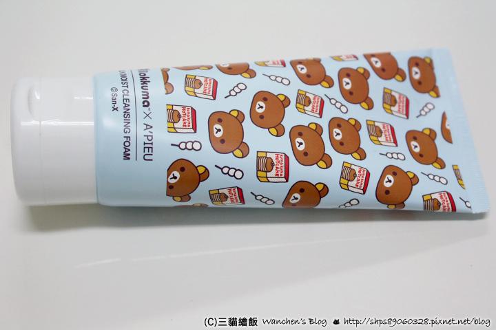 Apieu 拉拉熊 洗面乳