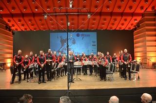 Musikkorps Gjallarhorn- 2:a i division 1