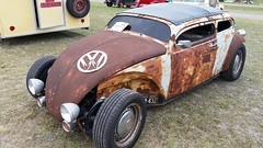 1970 Volkswagen Beetle Rat Rod
