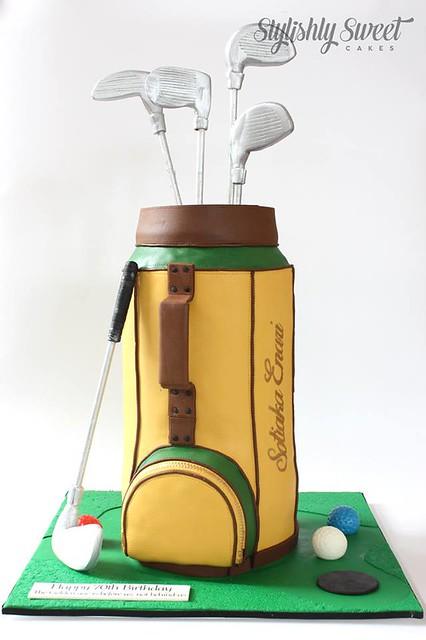 Cake by Stylishly Sweet Cakes