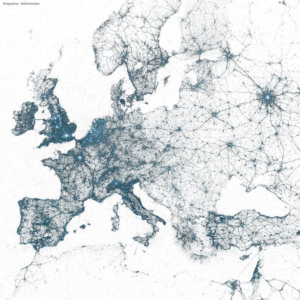 Visualization: Europe