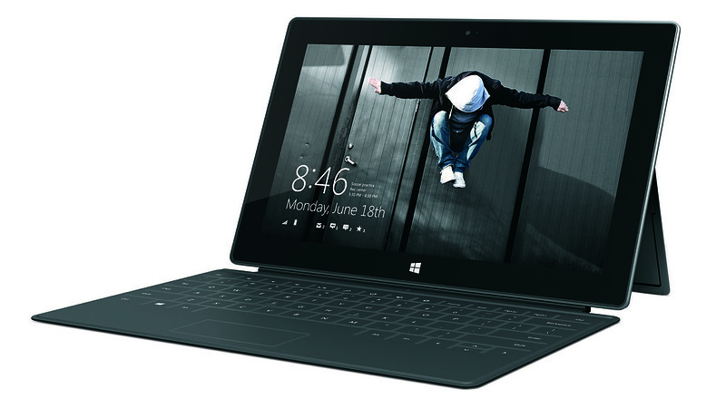 Microsoft Surface Pro with Type Cover
