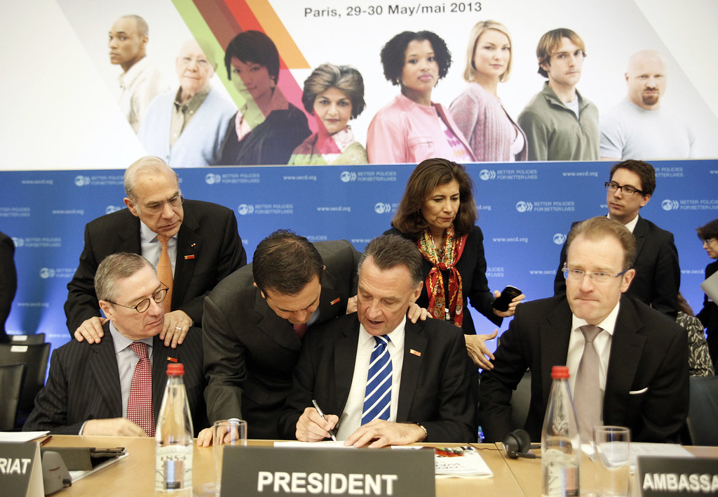 OECD Ministerial Council Meeting 2013: Trade Session: Glob