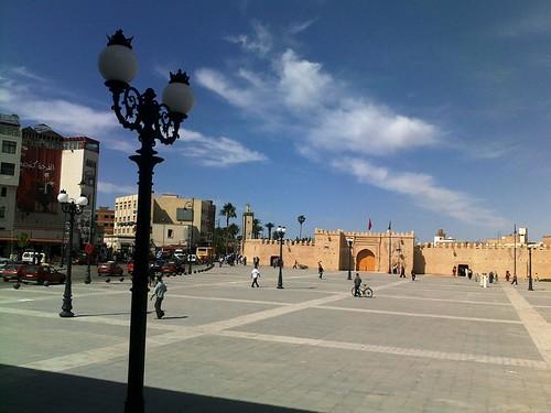Place Sidi Abdel Wahab ساحة سيدي عبد الوهاب