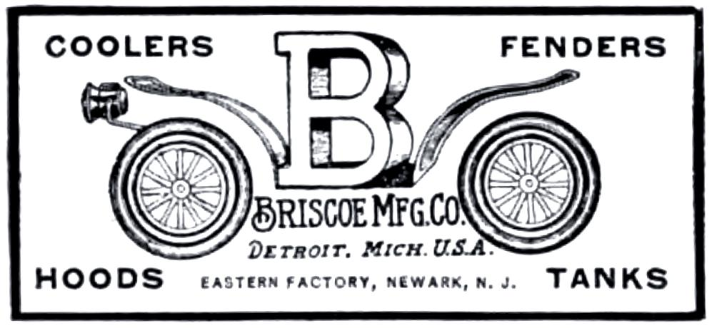 1905 Briscoe ad
