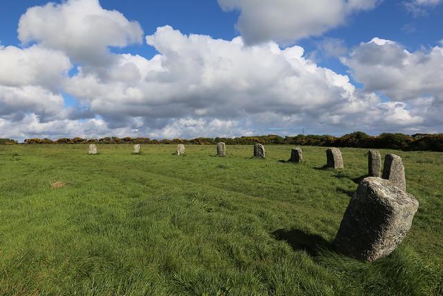 Stone Circle - Cornwall 2013