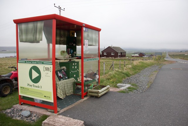 Bobby's Bus Shelter
