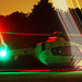 Lifeliner 2 departing from Zoetermeer in the night by Jan Beima