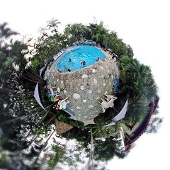 #stereographic #photo #360 #globe #SmallWorld