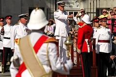 Queen's Birthday Parade 171 - The Keys