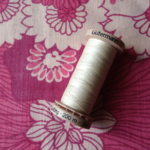 Tools & Toys Tuesday: quilting thread