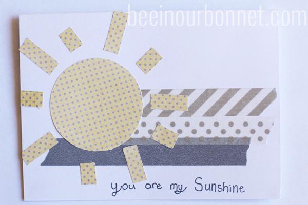 sunshine breakfast invitation