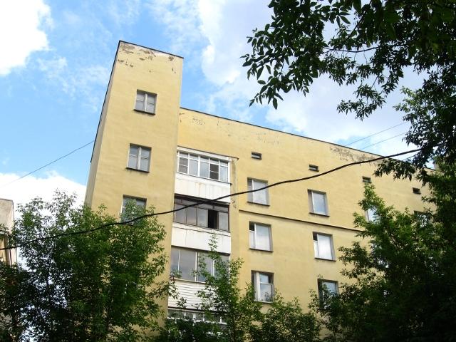 Хавско-Шаболовский жилой комплекс 12