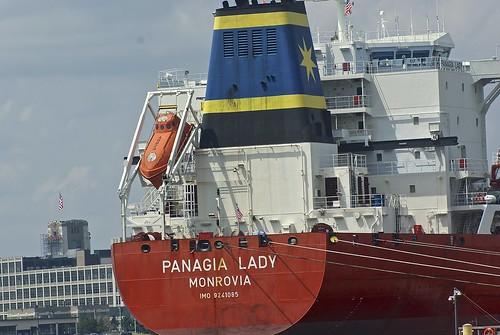 Panagia Lady