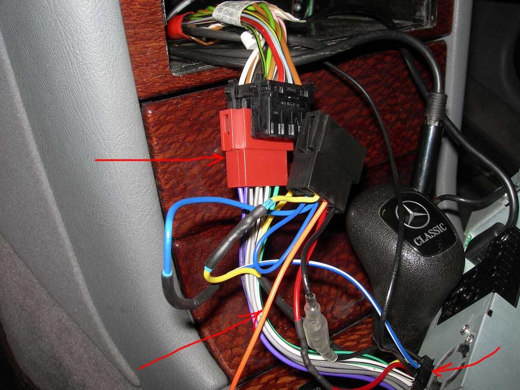 Aftermarket    stereo    in 98  c230  MercedesBenz Forum