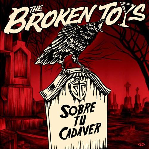 Tapa The Broken Toys
