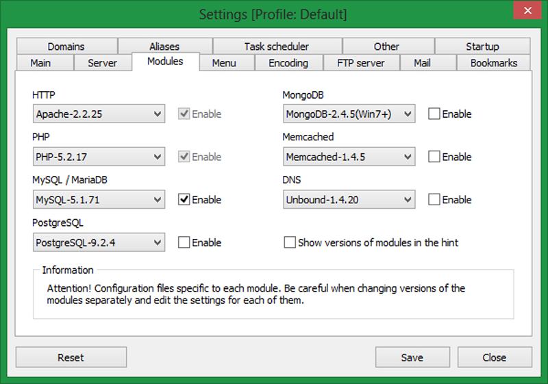 Wamp php 5.2.17 download 64-bit