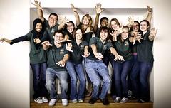2012 Dean's Circle group