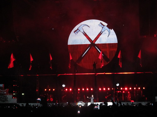 Roger Waters Pink Floyd the Wall Tour