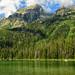 Getaway Lake by Jeff Clow