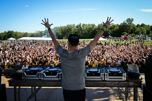 Nicky Romero at Juice Jam 2013