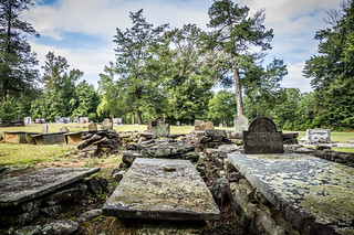 Oolenoy Baptist Church and Cemetery-009