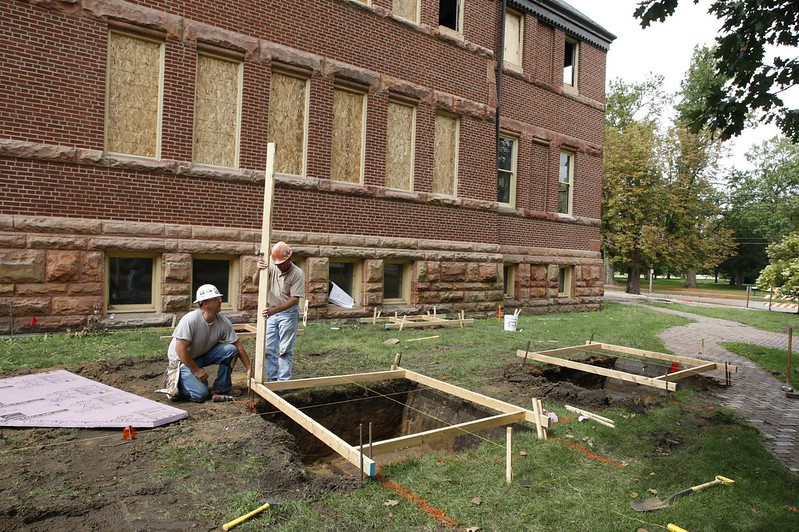 Alumni Hall Renovation