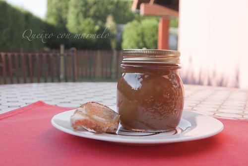 Mermelada de manzana y pera con canela