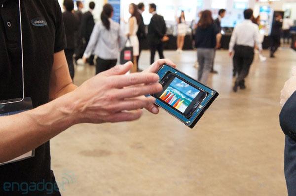 технология управления жестами Elliptic Labs