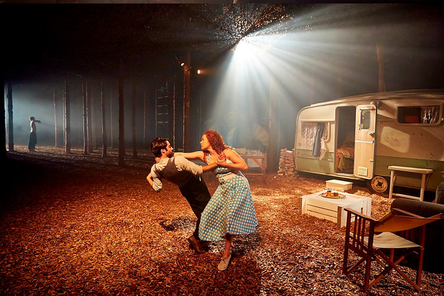 The Drowned Man: A Hollywood Fable by Punchdrunk/the National Theatre ©  Birgit and Ralf