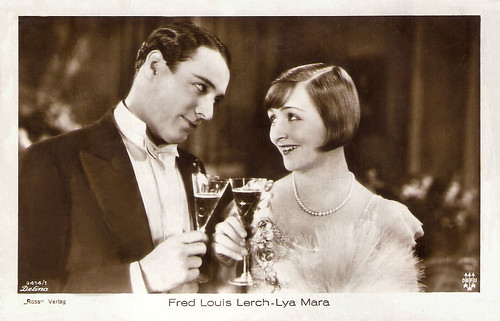 Fred Louis Lerch, Lya Mara