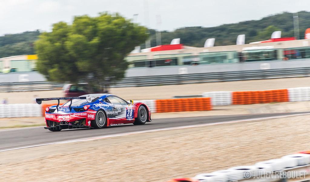 GT TOUR LEDENON 2013 - Ferrari 458 GT3