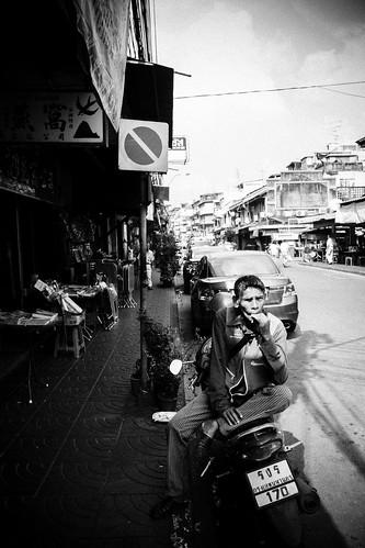 Bangkok Street Photography