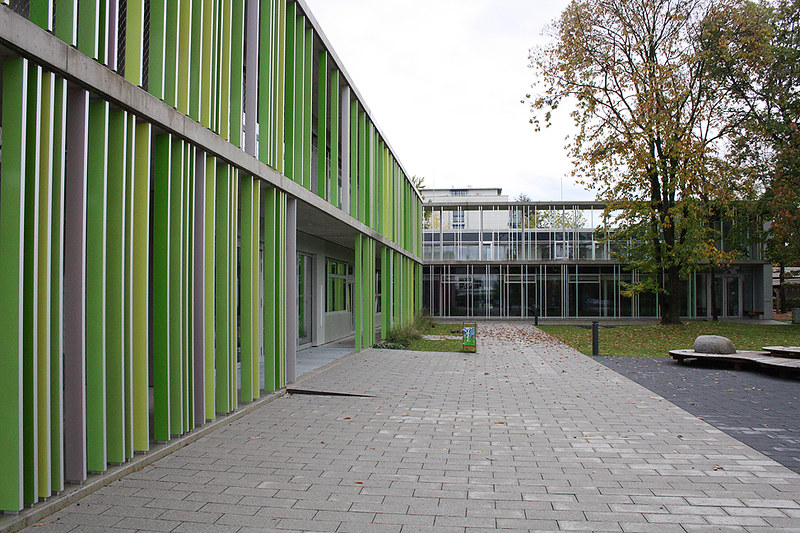School in Karlsruhe by Wulf architects