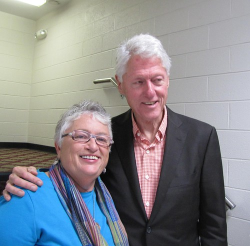 Bill and My Friend Gail