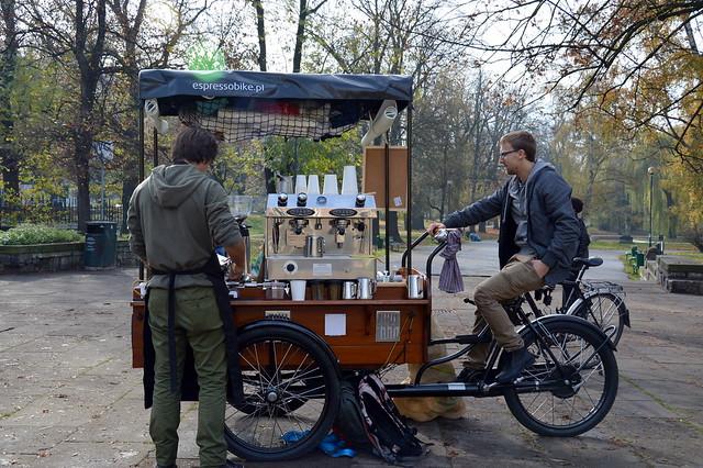 Espresso Bike
