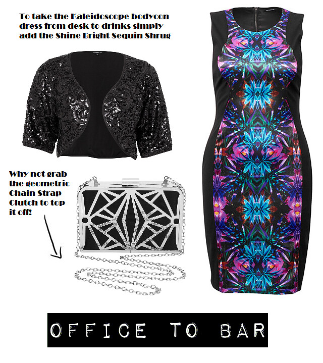 target bellecurve office to bar outfit