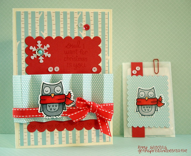 lenny Lawn Fawn Holiday project WINTER OWL 011