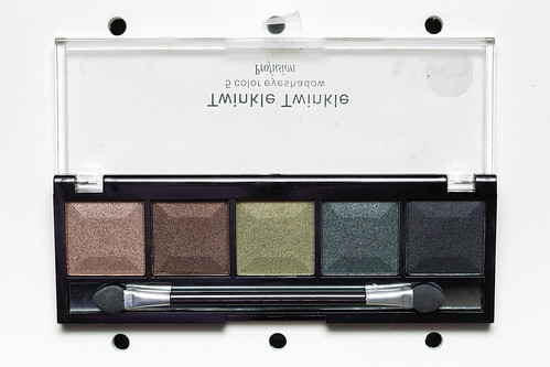 Profusion Twinkle Twinkle 5 Color Eyeshadow Palette 03
