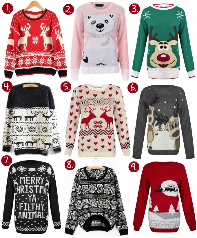 Weekly ebay bargains post this time dedicated to the upcoming holiday season, and therefore to Christmas sweaters (with reindeers, snowflakes, polar bears etc). Overall nice sweaters for affordable price!