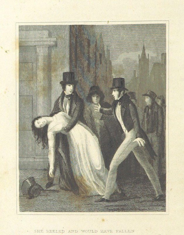 Image taken from page 92 of 'The Gipsey Girl, or the Heir of Hazel Dell, a romantic tale, etc'