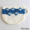 Teacup Potholder Crochet Pattern PA317 by maggiescrochet
